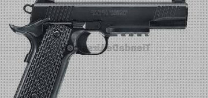 Las 4 Mejores Pistola Airsoft Browning 1911 Spring 6mm Abs