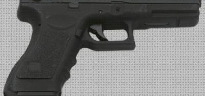 Mejores 4 Pistola Airsoft Cyma Glock G18c Cm030