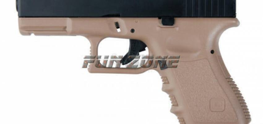 TOP 5 Pistola Airsoft Gbb G23 Abs Tan Kjw
