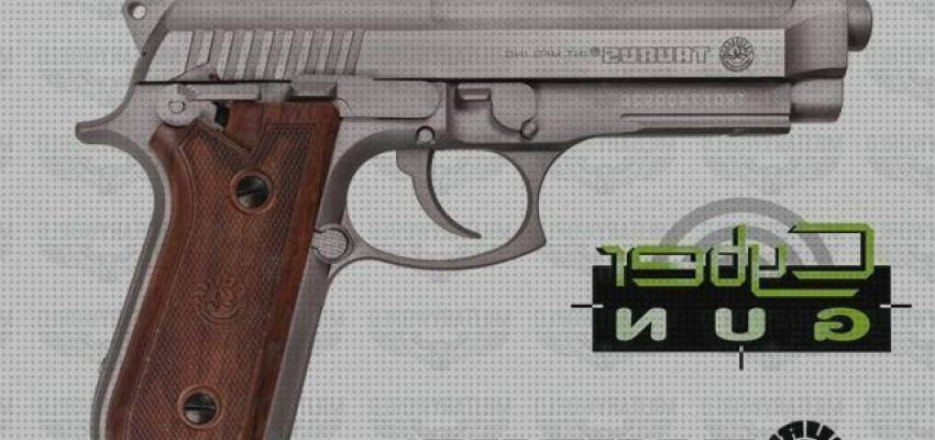 9 Mejores Pistola Airsoft Kwc Pt92 Co2 Blowback Full Metal
