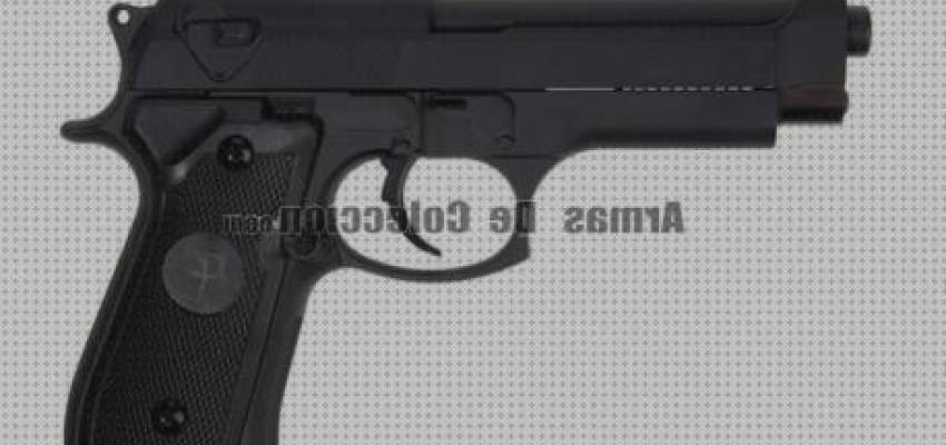 TOP 5 Pistola Airsoft Muelle Full Metal